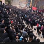 آیین عزاداری عاشورای حسینی روستای رویین
