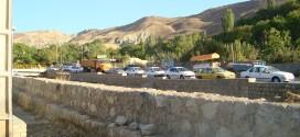 کمبود پارکینگ معضل این روزهای روستای هدف گردشگری روئین