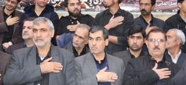 گزارش تصویری مراسم عزاداری سرور و سالار شهیدان در روستای روئین