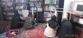دوره آموزشی تابلو فرش در کانون اندیشه گران جوان برگزار شد.