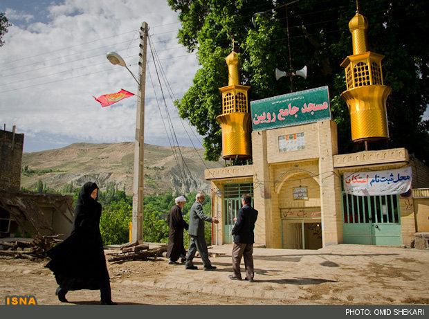عکس های زیبا روستای روئین/امید شکری حبرگزاری ایسنا