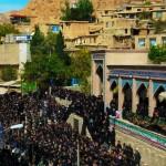 گزارش تصویری عاشورای روئین